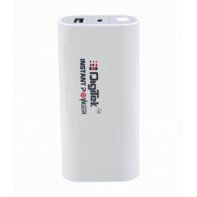 Digitek Instant Power DIP 5200 mAh Power Bank- White