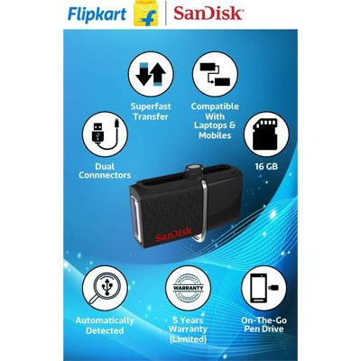 Great Offers On Sandisk Pendrive@ Flipkart