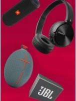 Audio Sale - Discounts On Headphones and Speakers