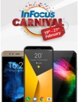 InFocus Smartphones Carnival